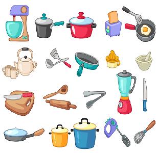 تجهيزات المطبخ